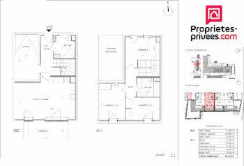 Maison 4 pièces 81,51 m2