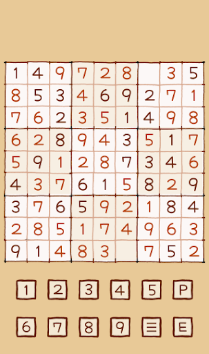 warm sudoku screenshot 4