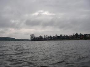 Photo: na jeziorze