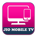 Jio Mobile TV icon