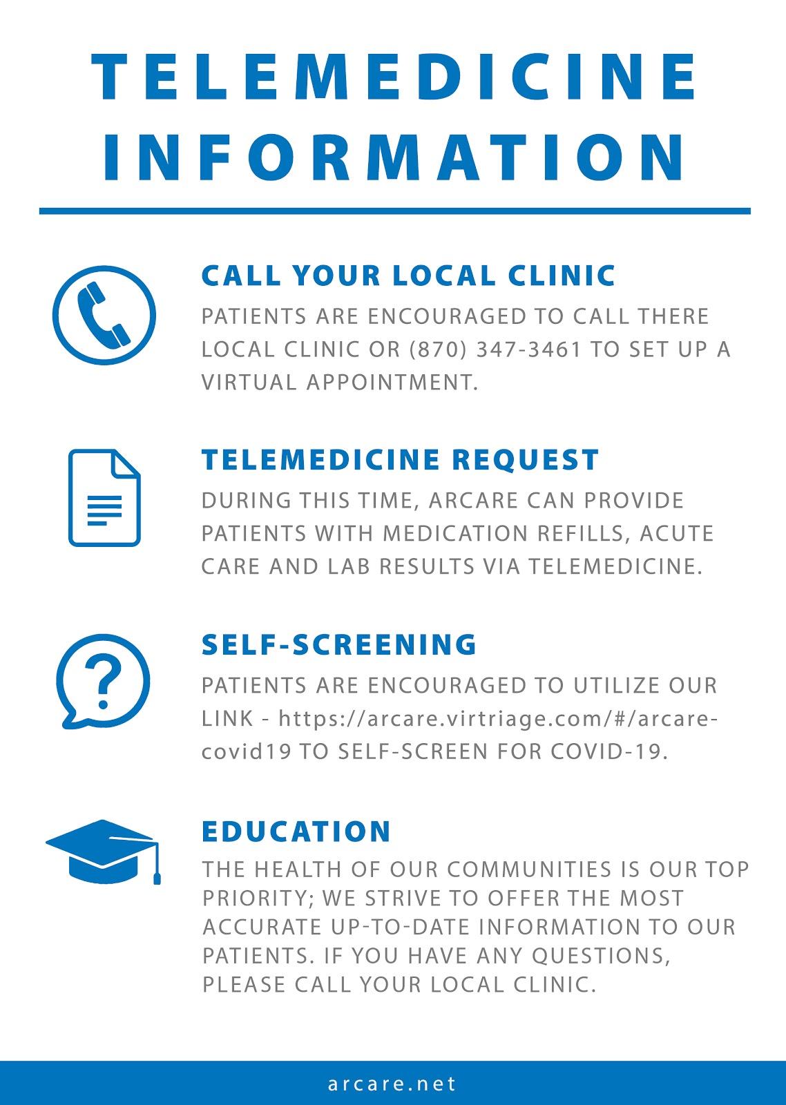 Telemedicine Infomation