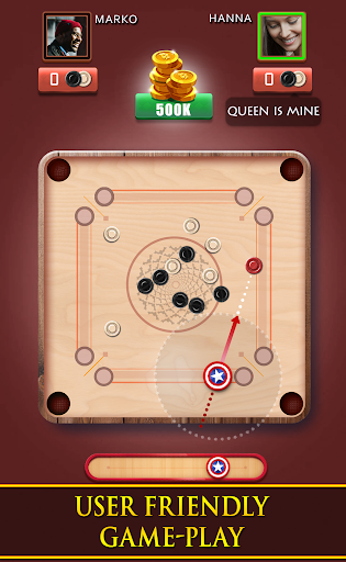 Carrom Royal - Multiplayer Carrom Board Pool Game screenshots 17
