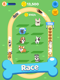 Merge Dogs 13