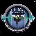 Fm Santa Maria 94.5 Mhz icon
