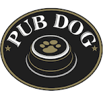 Logo of Pub Dog Chocolate Oatmeal Stout