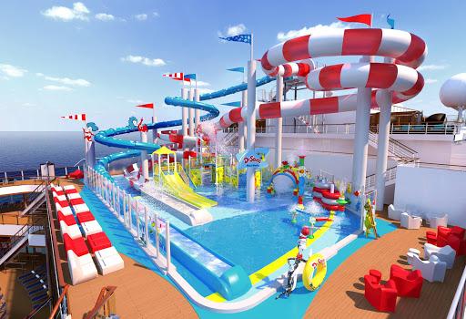 carnival-horizon-seuss-pool.jpg - Dr. Seuss WaterWorks will be the water park on board Carnival Horizon.