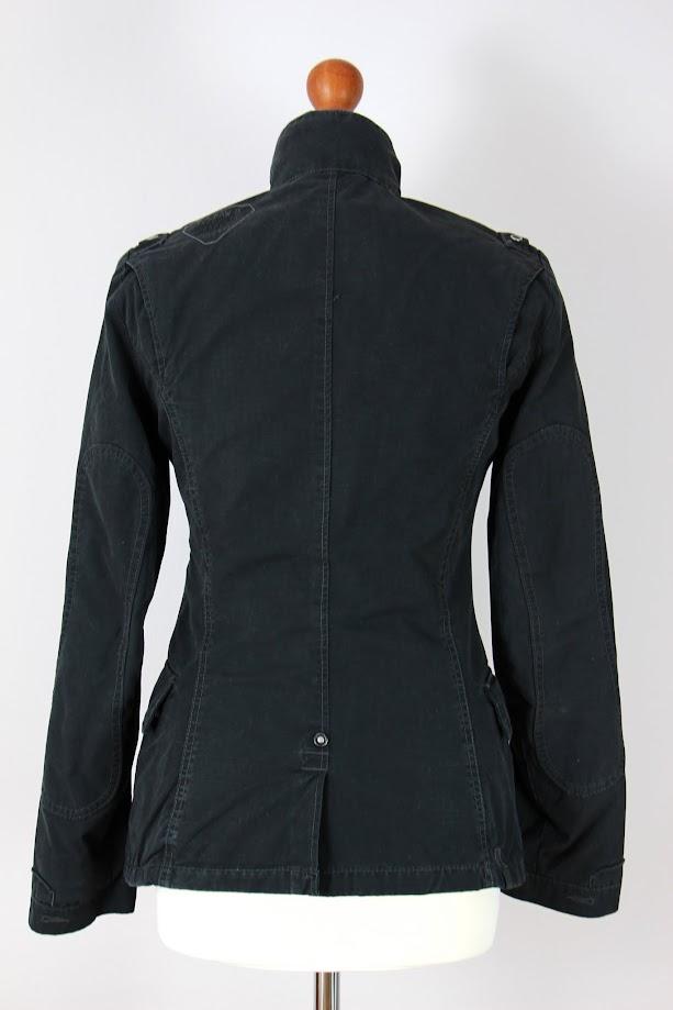 details zu g star womens jacket damen jacke blazer gr s schwarz. Black Bedroom Furniture Sets. Home Design Ideas