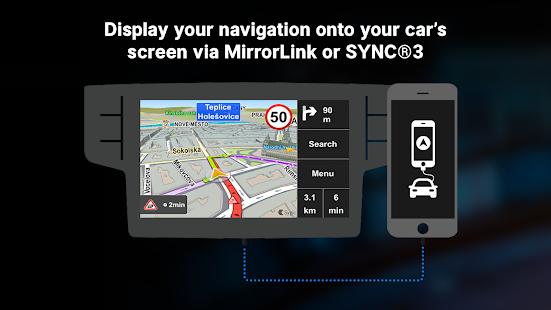 sygic car navigation android crack