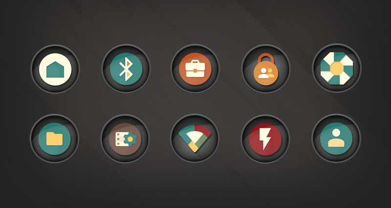 Emperial Icon Pack Screenshot 1