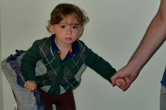 Photo: 17 months old.