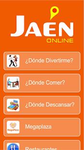 Guía Comercial Jaén Online - náhled