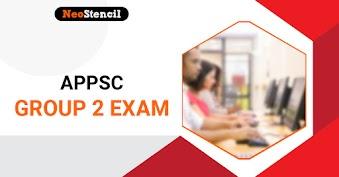 APPSC Group 2 Exam 2020