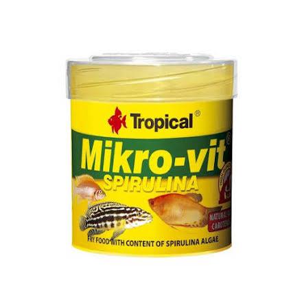 Tropical Mikrovit Spirulina 50ml