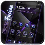 Cool Black Theme Icon