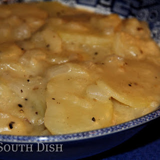 Smothered Potatoes With Onions Recipes.