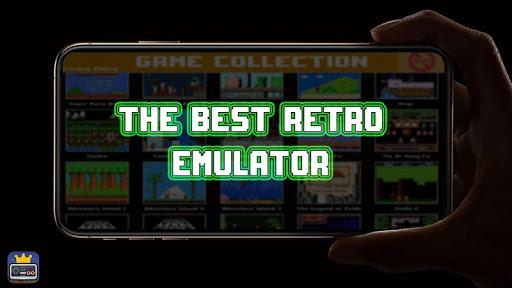 Retro games apktram screenshots 1
