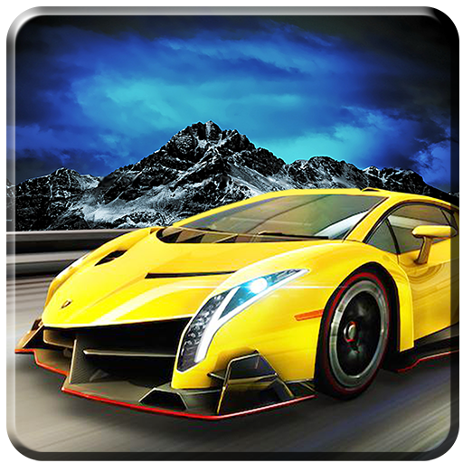 Drive Real Mountain Lamborghini  Aventador 3D