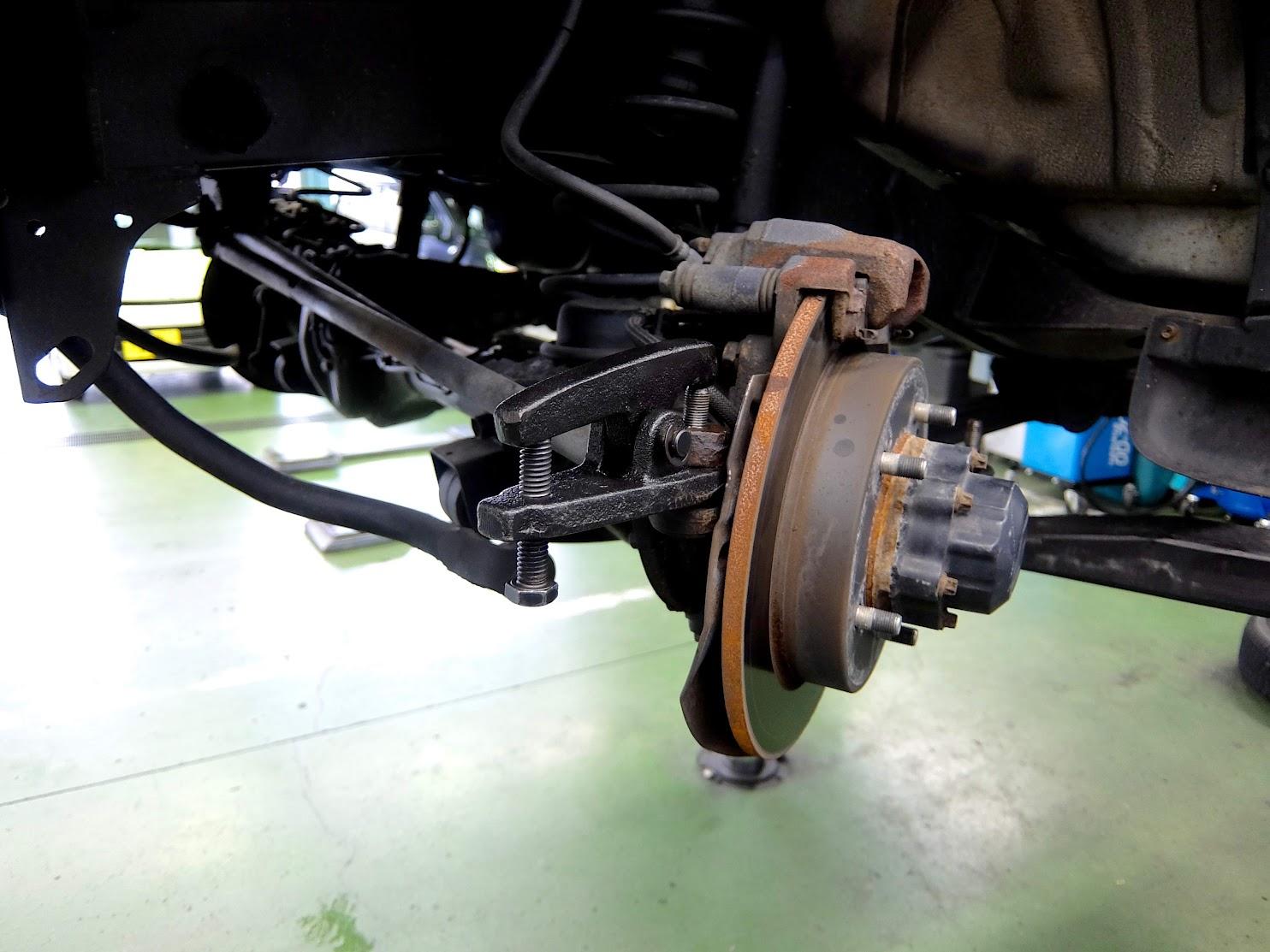 Suzuki Jimny JB23W-6
