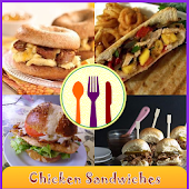 Chicken Sandwiches Recipe Book