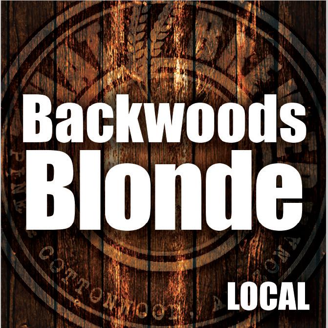 Logo of THAT Backwoods Blonde