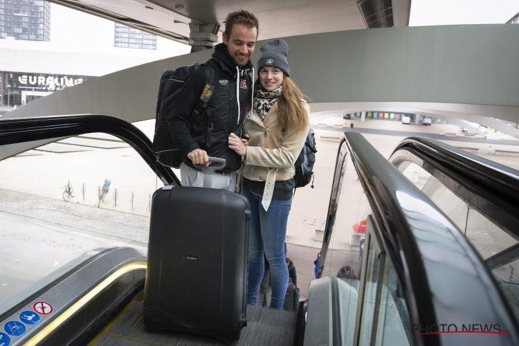 Victor Campenaerts klopt... zijn vriendin en neemt leiding over van Toon Aerts