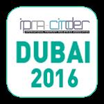 IPRA CINDER Dubai 2016 Icon