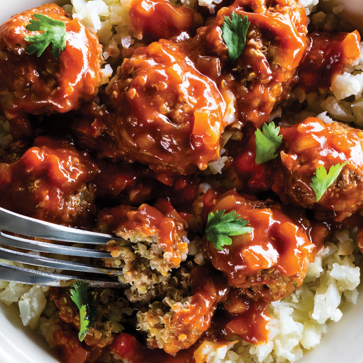 Beef Quinoa 