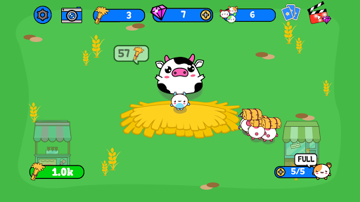 Princess Cow Nom Nom Evolution - screenshot
