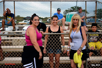 Photo: Nicole Amarol, Eily Stafford & Pam Conrad
