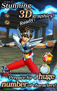 How to hack SAINT SEIYA SHINING SOLDIERS for android free
