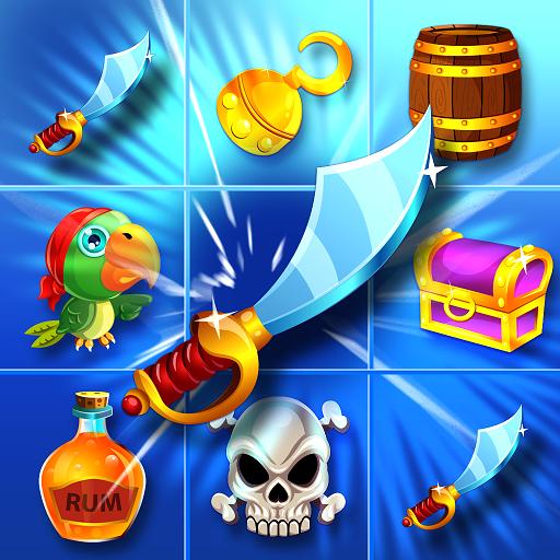 Pirate Treasure 💎 Match 3 Games (game)