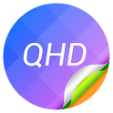 Wallpapers QHD (Background HD) icon