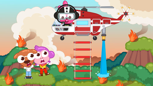 Papo Town Fire Department screenshot 8