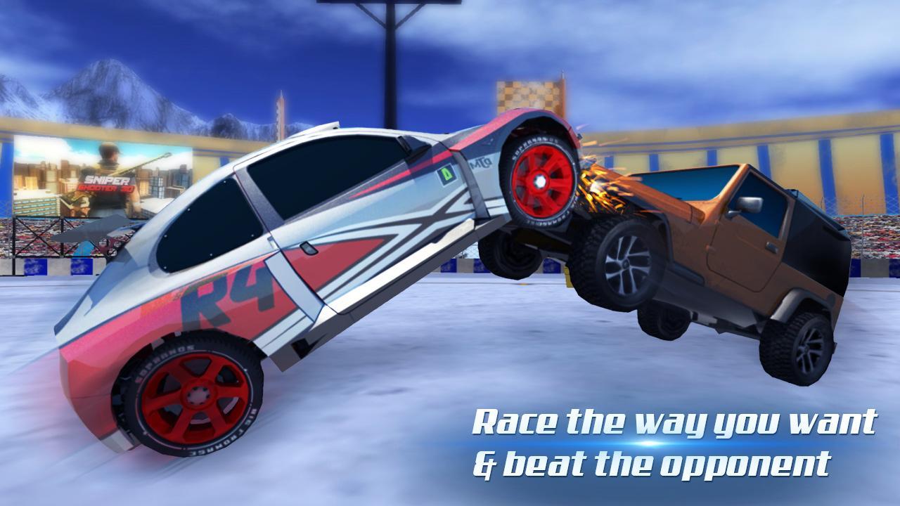 motor racing 3d