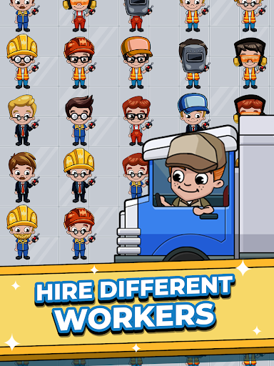 Idle Worker Tycoon screenshot 8