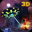 Alien UFO Simulator 3D - 2 icon