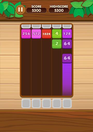 2048 Shoot & Merge Block Puzzle painmod.com screenshots 9