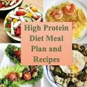 High Protein Diet Meal Plan Recipes 🥚 icon