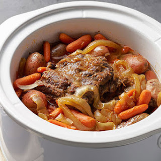 Slow-Cooker Pot Roast.