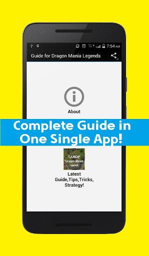 Guide for Dragon Mania Legends
