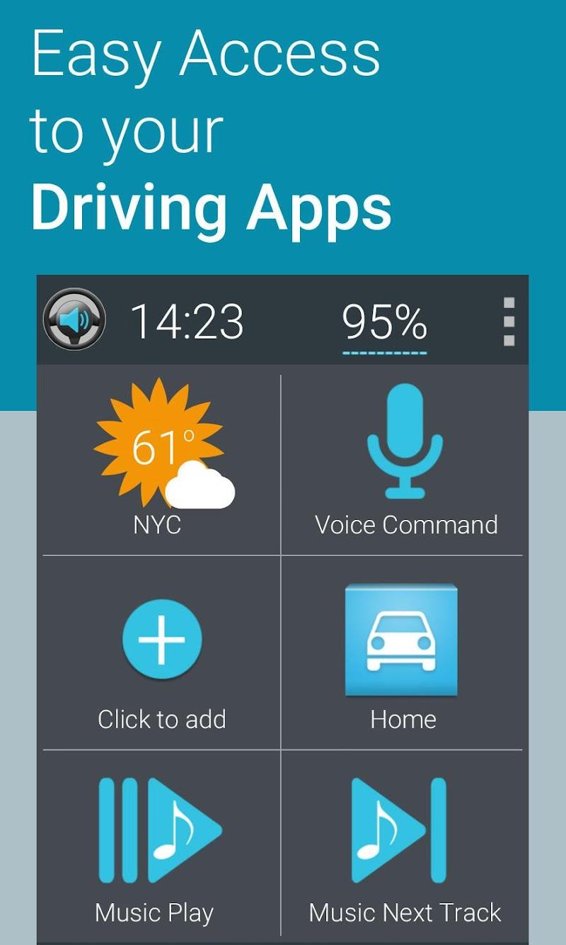 Drive Safe Hands Free (Pro) Driving App - UCD Screenshot