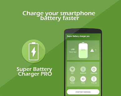 Super battery charger pro 2018 - náhled