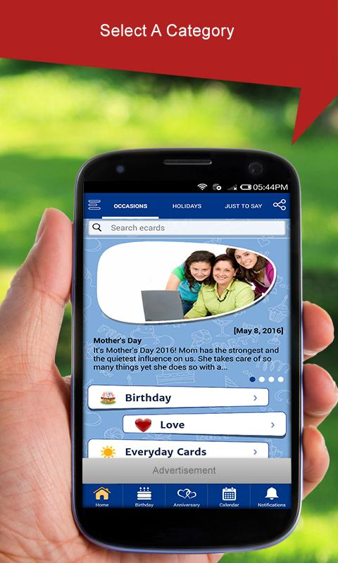 Ecards: Birthday Wishes & more- screenshot