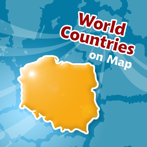 Countries Location Maps Quiz
