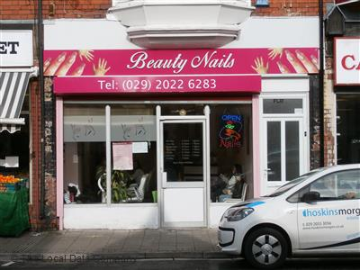 Beauty Nails on Cowbridge Road East - Nail Salons in Town Centre, Cardiff CF5 1GY