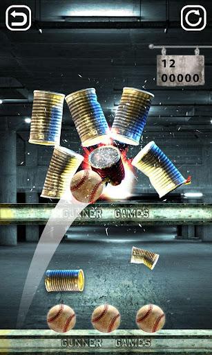 玩免費街機APP|下載罐 击倒: 罐 射手: Can Knockdown app不用錢|硬是要APP