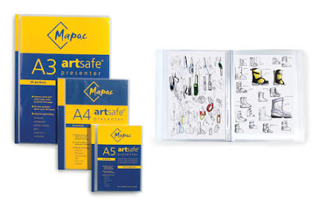 Presentationsmapp ArtSafe