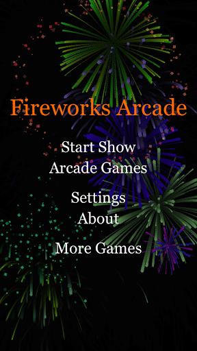 Fireworks Arcade screenshot 1