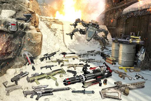 Shooting Heroes Legend: FPS Gun Battleground Games 1.2 screenshots 4