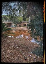 Photo: El cauce con Agua